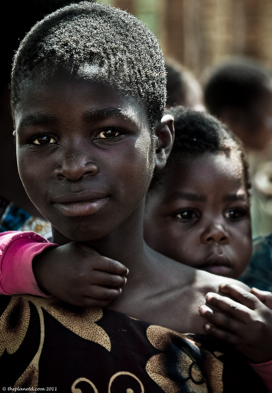 A Picture of strength in Malawi, Africa