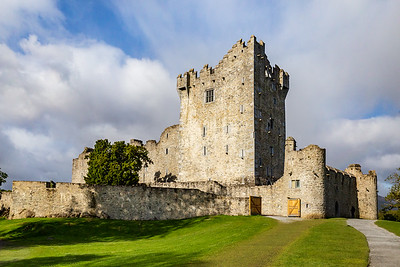 Early Morning at Ross Castle