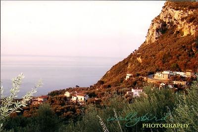 Nerano, Italy Mediterranean Sea.