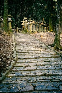 Kasuga Shrine Nara, Japan