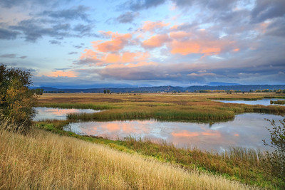 Reflections at the Wildlife Refuge