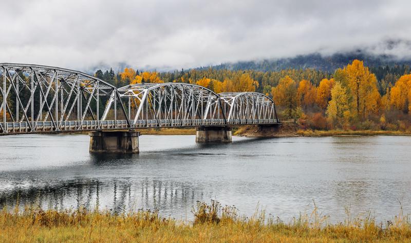 The Bridge at Noxon