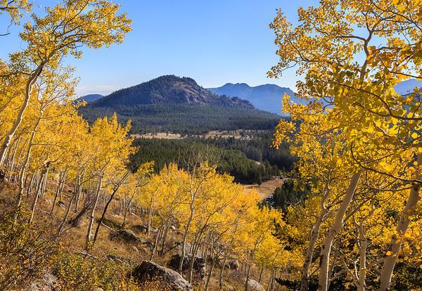 Autumn in Rocky Mountain National Park