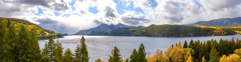 Beautiful British Columbia in Fall