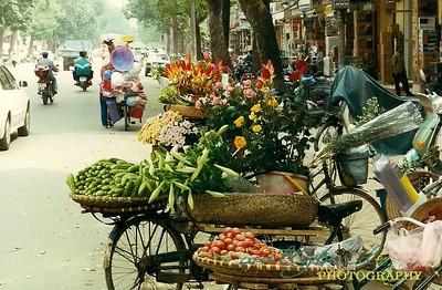 Old Quarter, Hanoi Viet Nam