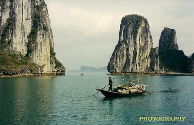 Ha Long Bay, South China Sea, Viet Nam
