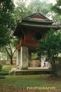 Temple of Literature Hanoi, Viet Nam