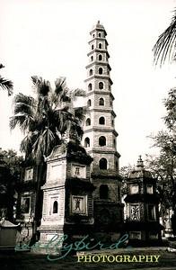 Tran Quoc Pagoda Hanoi, Viet Nam