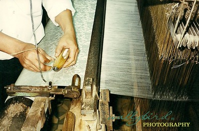 Silk Loom   Hanoi, Viet Nam
