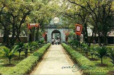 Temple of Literature Hanoi, Viet Nam
