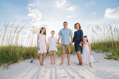 Sunset Vistas Beachfront Suites Family Portraits Treasure Island Florida