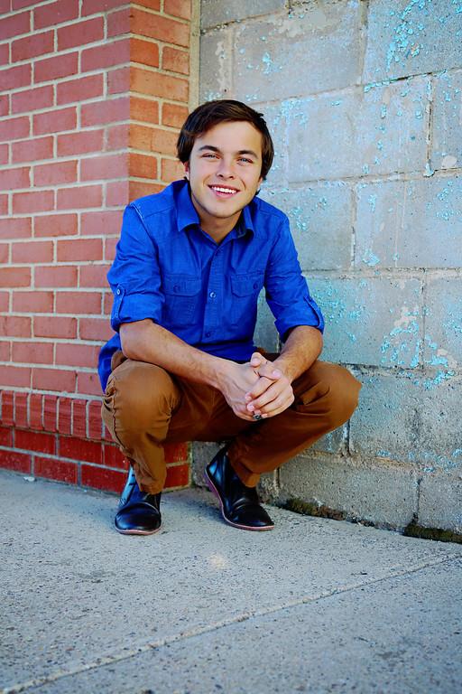 Trent Ward Senior Portraits