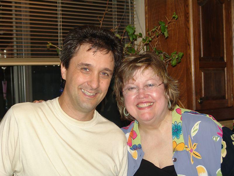 Bob and Sue.