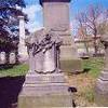 Headstone of Nannie Whitmell Tunstall (4038)