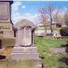 Headstone of Mary M. Brooks, nee Tunstall (4039)