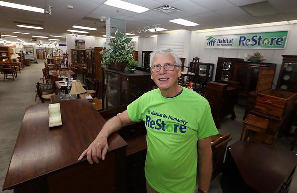 Tyngsboro ReStore volunteer 072518
