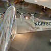 Boeing 307 - Clipper Flying Cloud, NC19903.  It had the same engine as the B-17 C Flying Fortress