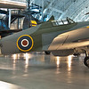 RAF's Hawker Hurricane on display