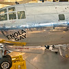 """Enola Gay"", the B-29 Superfortress that dropped the atomic bomb on Hiroshima"