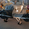 Junkers Ju-52/3m, the tri-motor version used by the Luftwaffe as well as Lufthansa
