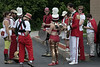 Extraordinary Rendition Band led part of the way.