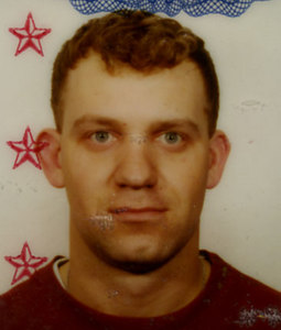 This is my passport photo, taken in January 1997.