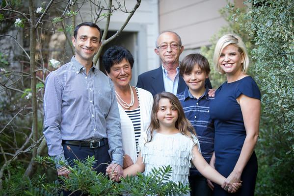 Uziel Family Photos: 4/16/15