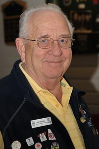 Eric Helgren, Prersident