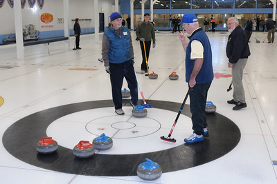 Curling Day - Sept. 22, 2009