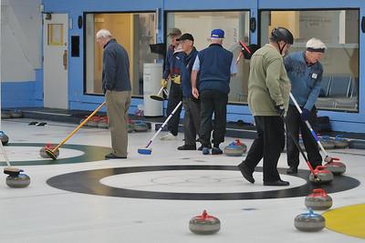 Senior Men's Curling