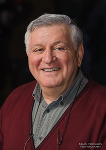 Mike McManus, portrait sans goatee