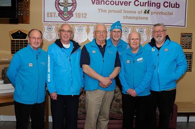2010 Olympics Volunteers
