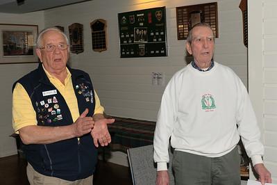 Eric Helgren and Ray Davison