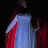 Red Riding Hood has a secret.  ;)