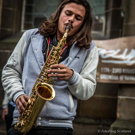 Sax on the High Street
