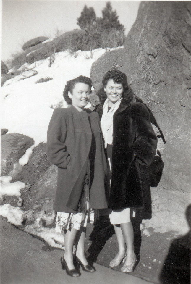 Ramona-&-DJ-Possibly-1949