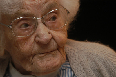Verona Johnston Turns 114 to become oldest American.