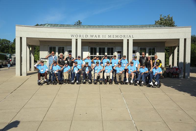 Honor Flight Kern County  May 31- June 2, 2013