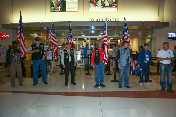 Honor Flight Kern County  May 31- June 2, 2013