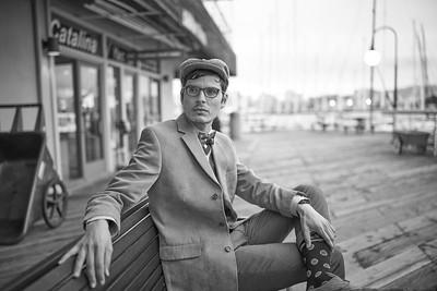 Model Victor Sanchez