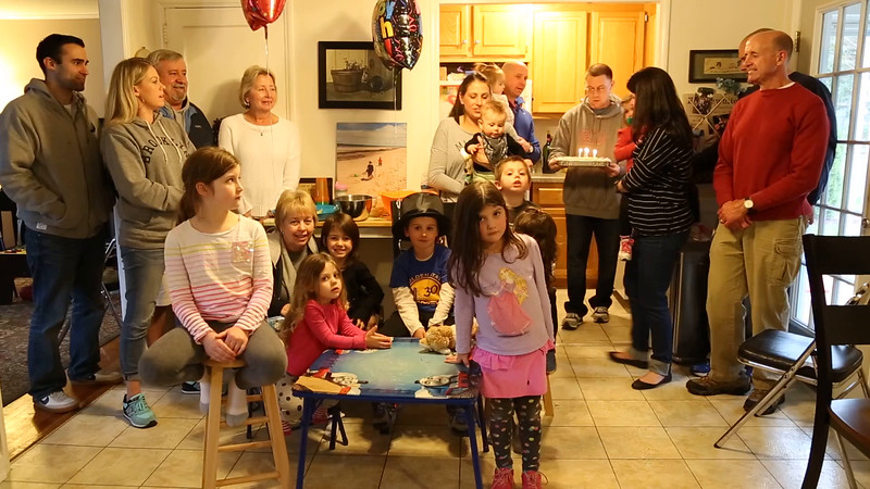 Eli's 6th Birthday