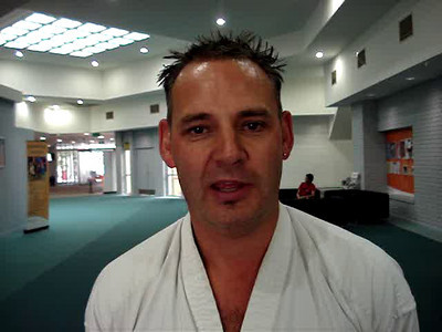"""""""Flexibility, Fitness And Health Improving Every Training Session!""""  """"I first started training in traditional Karate in the UK many years ago when I was about 11 years old and soon got fed up of the boring way I was being taught, you know the one, all students in a line and do punches & blocks for an hour until you can't feel your arms, so after about 8 months I was pretty disheartened & gave it up to play soccer.   I'm now living in Perth WA & I am now 45 years young & finished with soccer because of so many injuries so I thought why not give Karate a go again! I met Shihan Martin Day, about a couple of years ago, & I started training just to get fit to start with, but could see the advantages of continuing with Shihan's Combat Karate International which is a freestyle sport system of martial arts. It not only covers all aspects of self defence, fitness & flexibility but also a wide range of practical defensive applications such as pressure points, take downs, tournament sparring & Kata.  The overall fitness & strength building has assisted all of my previous injuries, with my flexibility improving every week. If there was ever a need to defend yourself in a true life situation, Combat Karate gives you the confidence and ability to do just that.  I highly recommend Shihan Martin Day's training system to everyone. -David Rowe, business owner, Joondalup, Western Australia.""""  www.Vortech.com.au"""