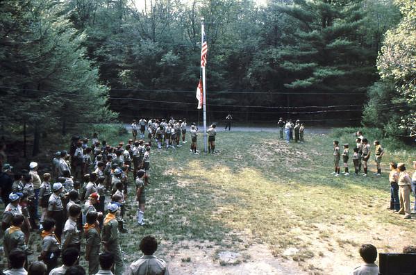 Vintage Boy Scout Camp Photos