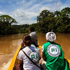 In October of 2012 Peace Brigades International (PBI) volunteers accompanied the Peasant Farmers' Association of the Cimitarra River Valley (ACVC) on a verification mission in the Peasant Farmer Reserve Zone in the Cimitarra River Valley.<br /> Photographs: Alejandro González/PBI Colombia