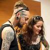 German Tartoo artist couple
