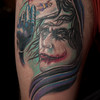 The Joker by Byron's Tattoo
