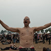 "Sven Spilker from DE, at Wacken Open Air 2011. Beer Broads and Bikes. ""tattoo artist Body Attack"", Zeven,DE. (3 of 3)Wacken Open Air 2011"