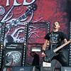 German metal band Frei.Wild ( 3 of 3) at Wacken Open Air 2011