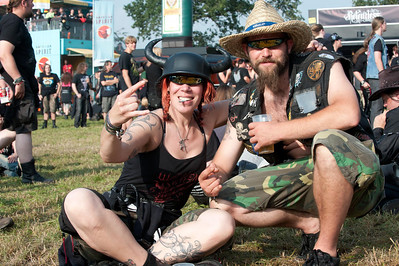 Ella & Floh, Düsseldorf (DE) at Wacken Open Air 2011