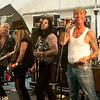 Swedish rock and roll band Bai Bang (1 of 4)